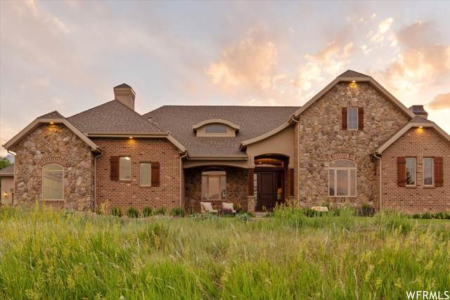 3710 W Ridge Rd, Peterson, UT 84050 (#1749424) :: Utah Best Real Estate Team | Century 21 Everest