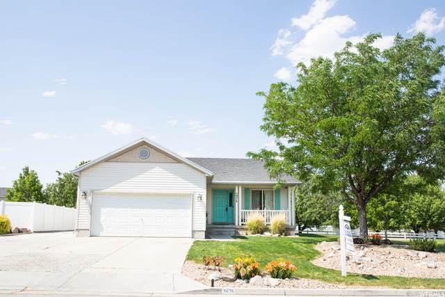 5976 W Champlain Way, Herriman, UT 84096 (#1749432) :: Berkshire Hathaway HomeServices Elite Real Estate