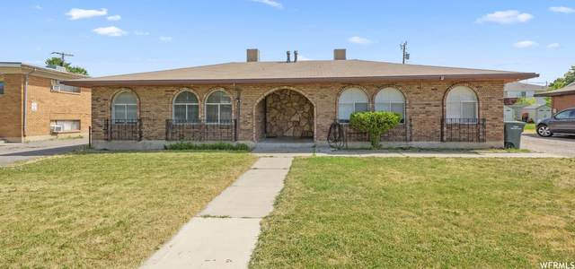5255 W 3830 S, West Valley City, UT 84120 (#1749434) :: Colemere Realty Associates