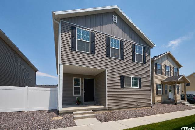 1857 E American Way S #6, Eagle Mountain, UT 84005 (#1749442) :: Doxey Real Estate Group