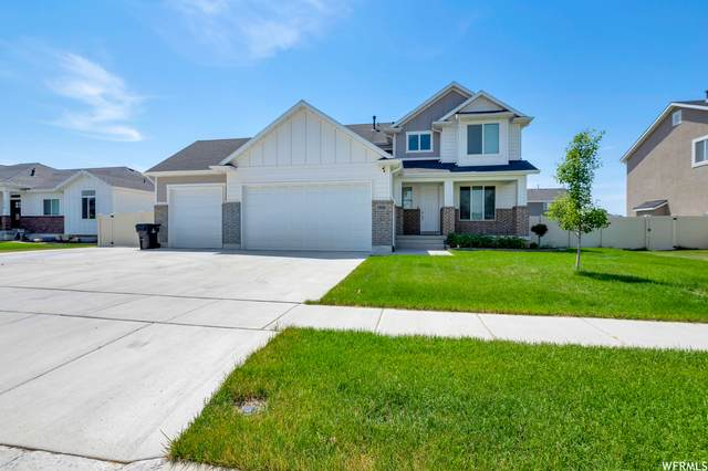 758 S 3050 W, Syracuse, UT 84075 (#1749444) :: Doxey Real Estate Group