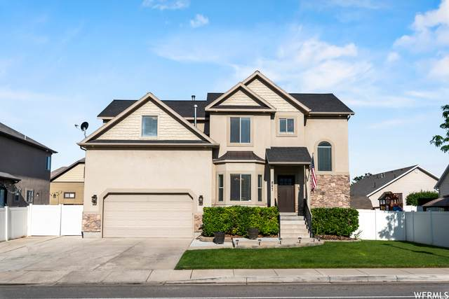 827 N 1300 W, Pleasant Grove, UT 84062 (#1749446) :: Doxey Real Estate Group