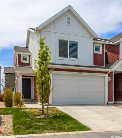497 S Fox Chase Ln, Saratoga Springs, UT 84045 (#1749464) :: Berkshire Hathaway HomeServices Elite Real Estate