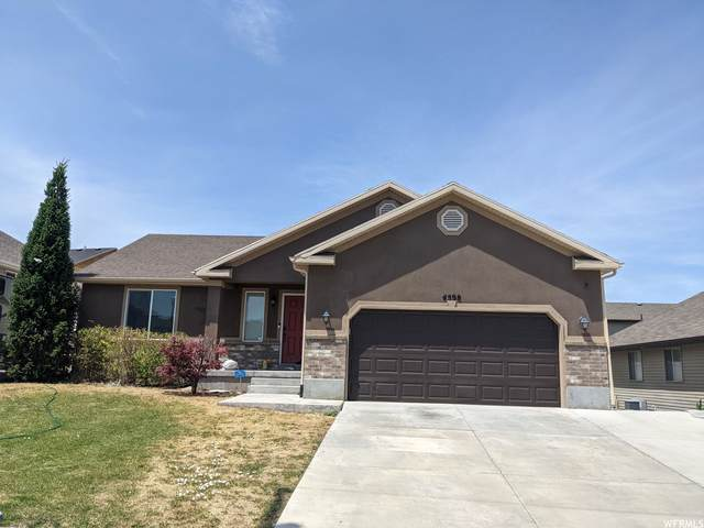 4598 S 6000 W, West Valley City, UT 84128 (#1749465) :: Colemere Realty Associates