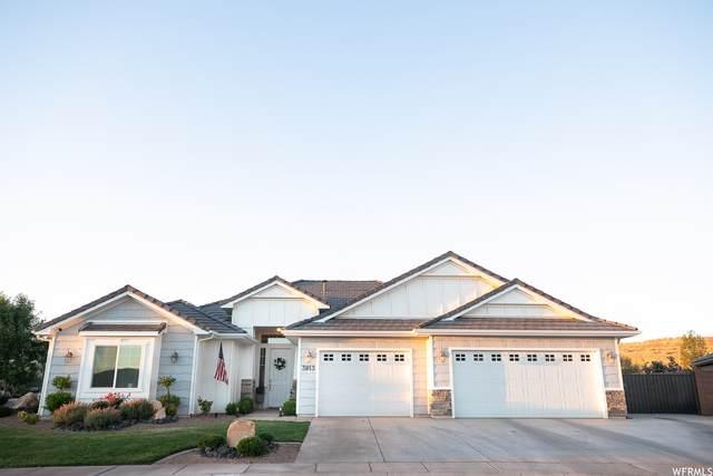 3813 E Sweet Escape Dr, Washington, UT 84780 (MLS #1749472) :: Lawson Real Estate Team - Engel & Völkers