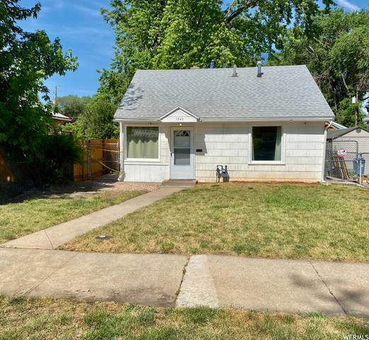 1745 N Childs Ave W, Ogden, UT 84404 (#1749473) :: Berkshire Hathaway HomeServices Elite Real Estate