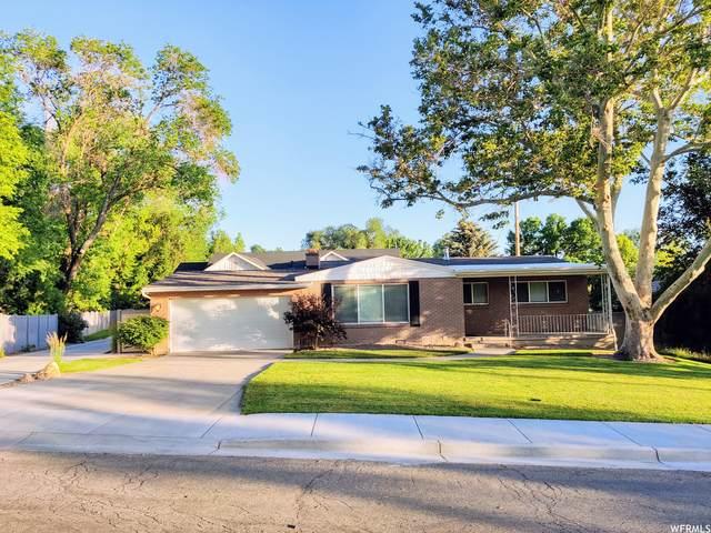 1644 E Winder Ln S, Salt Lake City, UT 84124 (#1749478) :: Utah Real Estate