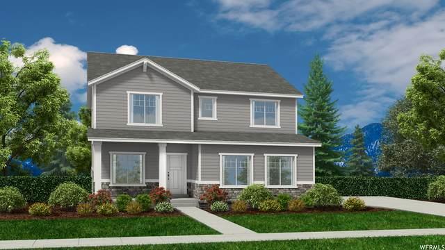 1307 W 1200 S #54, Springville, UT 84663 (#1749483) :: Berkshire Hathaway HomeServices Elite Real Estate