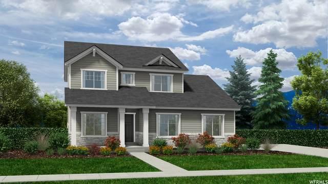 1297 W 1200 S #55, Springville, UT 84663 (#1749486) :: Berkshire Hathaway HomeServices Elite Real Estate