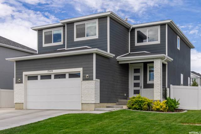 7589 N Silver Park Dr, Eagle Mountain, UT 84005 (#1749490) :: Bustos Real Estate | Keller Williams Utah Realtors