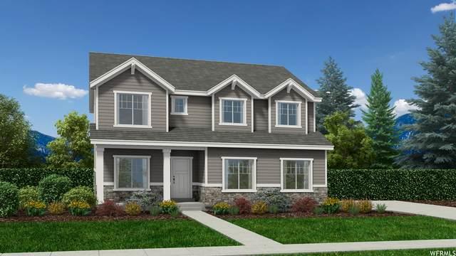 1215 W 1200 S #57, Springville, UT 84663 (MLS #1749495) :: Lookout Real Estate Group