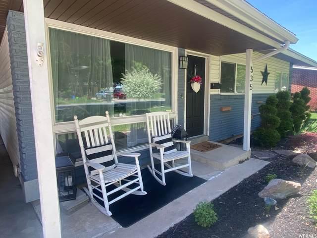 535 Eccles Ave, Ogden, UT 84404 (#1749496) :: C4 Real Estate Team