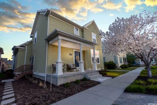4328 W Pentenwell Ln S, South Jordan, UT 84009 (#1749509) :: Bustos Real Estate   Keller Williams Utah Realtors