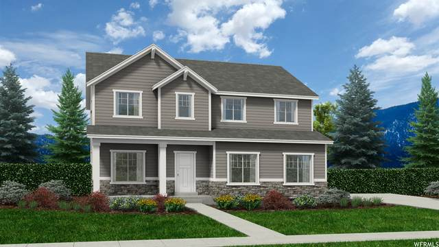 1248 W 1200 S #59, Springville, UT 84663 (#1749514) :: Berkshire Hathaway HomeServices Elite Real Estate