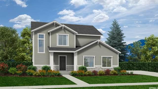 1274 W 1200 S #60, Springville, UT 84663 (#1749518) :: Berkshire Hathaway HomeServices Elite Real Estate
