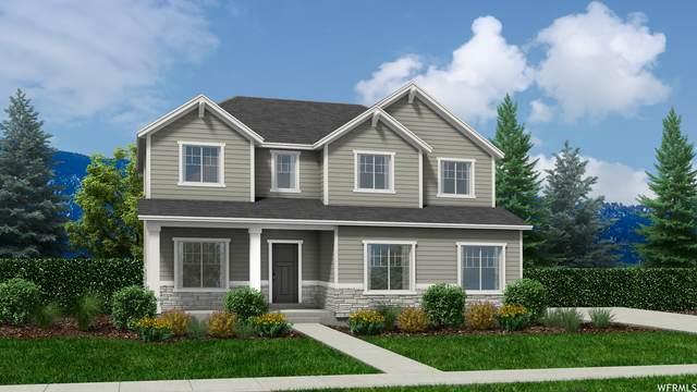 1306 W 1200 S #62, Springville, UT 84663 (#1749522) :: Berkshire Hathaway HomeServices Elite Real Estate