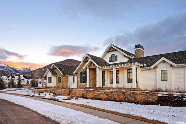 14 E Reserve Trail Rd #7, Midway, UT 84049 (#1749524) :: The Fields Team
