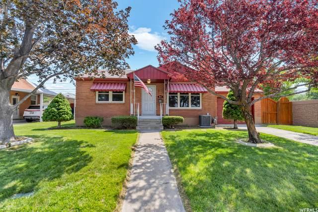 814 N 75 E, Orem, UT 84057 (#1749528) :: Utah Real Estate
