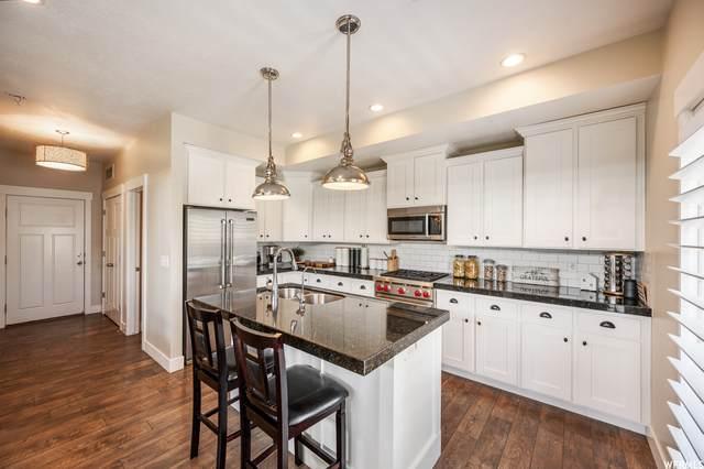 122 E Mahogany View Ct, Draper, UT 84020 (#1749529) :: Utah Real Estate