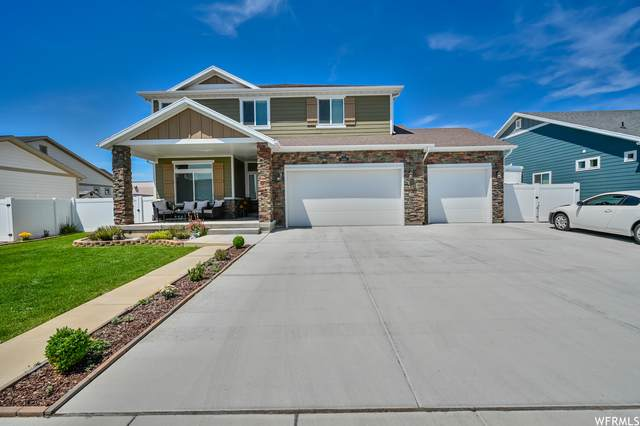 1146 W 1875 S, Syracuse, UT 84075 (#1749537) :: Doxey Real Estate Group