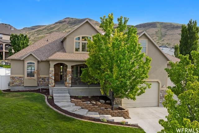 5977 W Heavy Cloud Cir S J66, Herriman, UT 84096 (#1749540) :: Berkshire Hathaway HomeServices Elite Real Estate