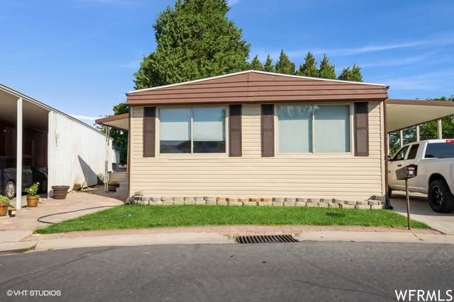 1130 W Carmellia Dr S, Salt Lake City, UT 84123 (#1749541) :: Powder Mountain Realty