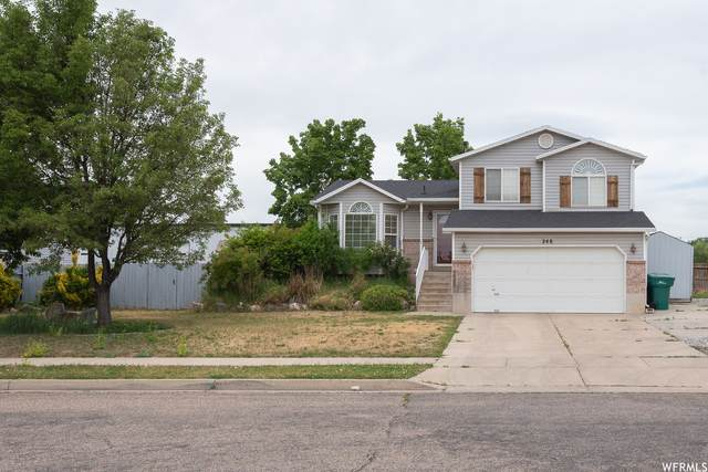 246 W 1800 S, Clearfield, UT 84015 (#1749548) :: Colemere Realty Associates