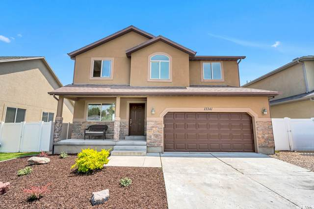 13341 S Copper Park Dr, Herriman, UT 84096 (#1749553) :: Berkshire Hathaway HomeServices Elite Real Estate