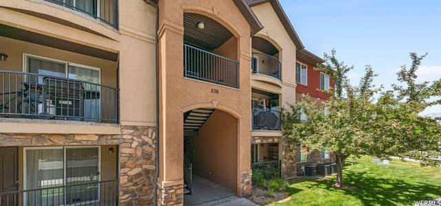 336 S 930 W #104, Pleasant Grove, UT 84062 (#1749567) :: Berkshire Hathaway HomeServices Elite Real Estate