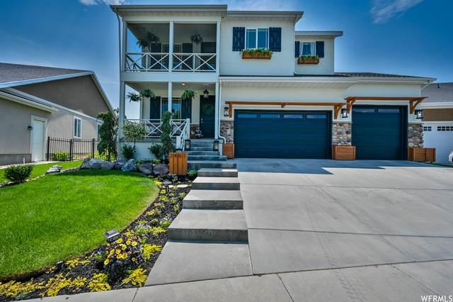 2461 S Cottage Cv, Saratoga Springs, UT 84045 (#1749571) :: Berkshire Hathaway HomeServices Elite Real Estate