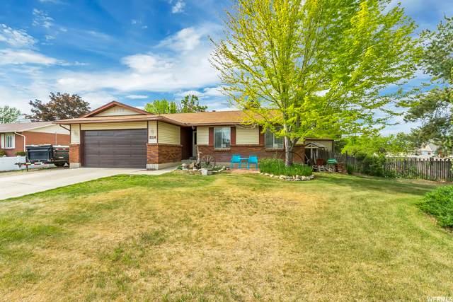 2216 W Bonanza Ct, South Jordan, UT 84095 (#1749581) :: Bustos Real Estate | Keller Williams Utah Realtors