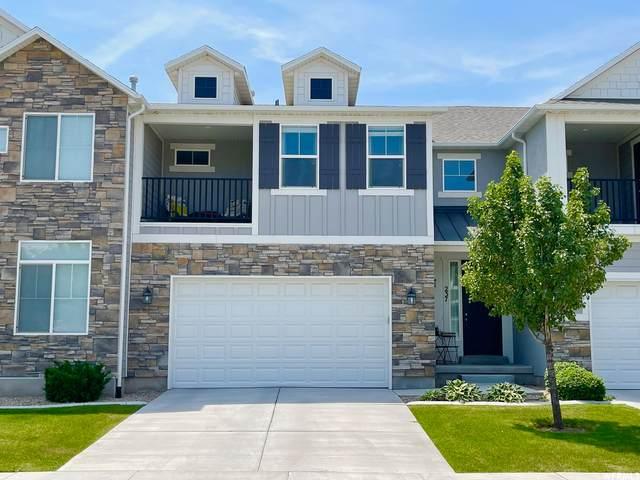 237 E Cordoba Dr, Saratoga Springs, UT 84045 (#1749584) :: Berkshire Hathaway HomeServices Elite Real Estate