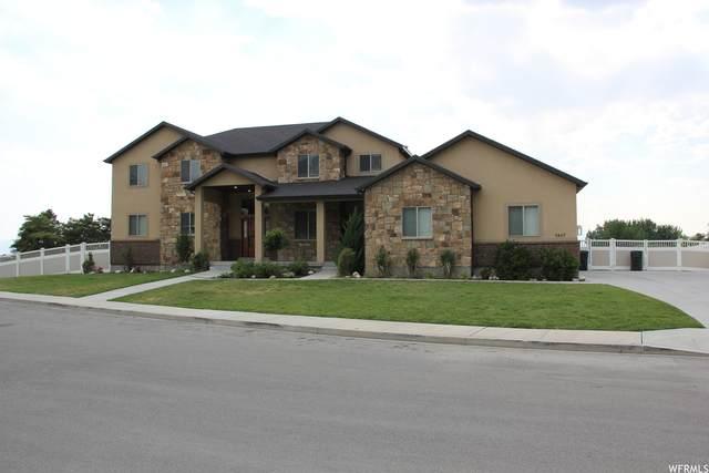 1407 N 450 E, Pleasant Grove, UT 84062 (#1749587) :: Berkshire Hathaway HomeServices Elite Real Estate