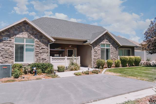 1919 S 830 W D, Syracuse, UT 84075 (#1749589) :: Doxey Real Estate Group
