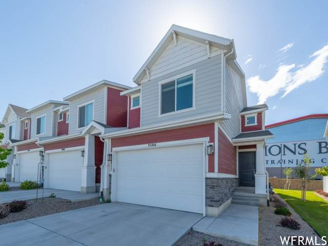 3586 W Beckham Dr #319, Herriman, UT 84065 (#1749590) :: UVO Group | Realty One Group Signature
