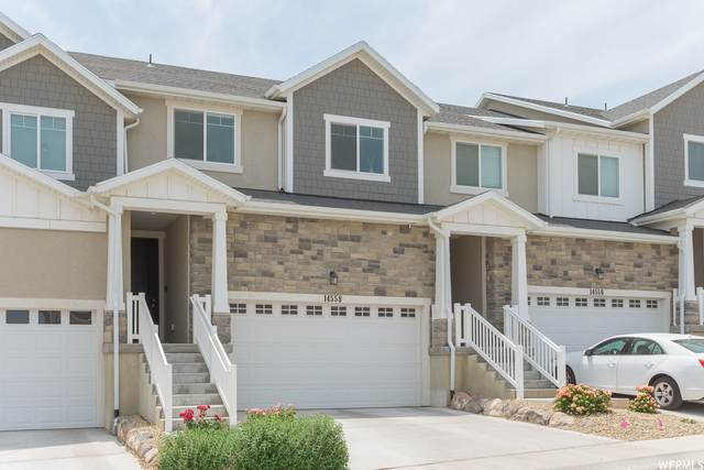 14558 S Juniper Shade Dr, Herriman, UT 84096 (#1749591) :: Berkshire Hathaway HomeServices Elite Real Estate