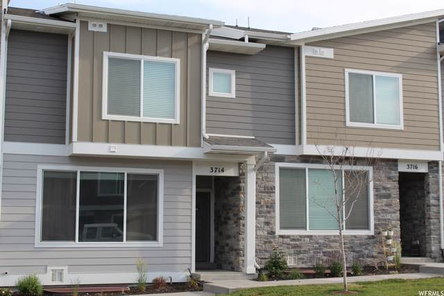 3714 W Soft Whisper Way, Herriman, UT 84096 (#1749596) :: Berkshire Hathaway HomeServices Elite Real Estate