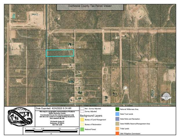 0 N See Directions 7-28, Duchesne, UT 84021 (#1749597) :: Colemere Realty Associates