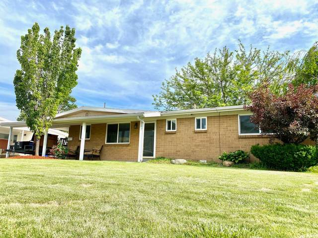 297 W 1350 N, Bountiful, UT 84010 (#1749609) :: Doxey Real Estate Group