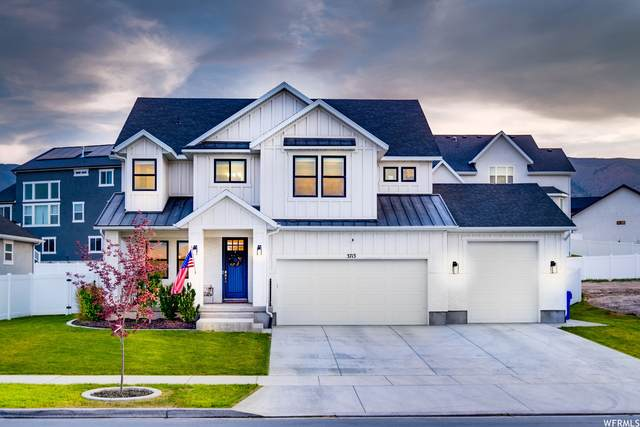 3713 S Mcgregor Ln, Saratoga Springs, UT 84045 (#1749612) :: Berkshire Hathaway HomeServices Elite Real Estate