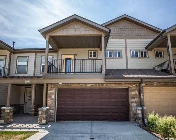 755 W Club Oaks Dr S, Sandy, UT 84070 (MLS #1749613) :: Lawson Real Estate Team - Engel & Völkers