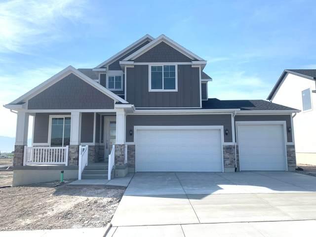 979 W Fair Field Rd, Saratoga Springs, UT 84045 (#1749620) :: Berkshire Hathaway HomeServices Elite Real Estate