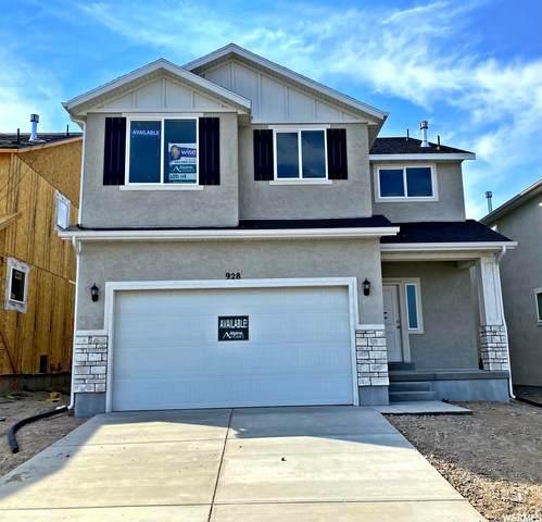 928 W Independence Way, Saratoga Springs, UT 84045 (#1749637) :: Utah Best Real Estate Team | Century 21 Everest