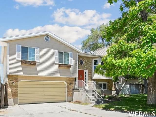 1201 E Alta Heights Dr. S, Sandy, UT 84094 (#1749638) :: Utah Best Real Estate Team | Century 21 Everest