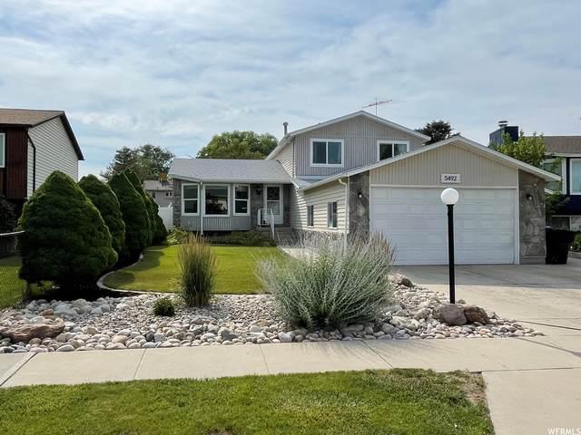 5492 S 3320 W, Taylorsville, UT 84129 (#1749640) :: Utah Best Real Estate Team | Century 21 Everest