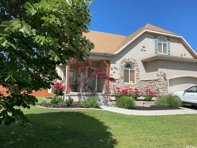 1486 Doral Dr, Syracuse, UT 84075 (#1749643) :: Doxey Real Estate Group