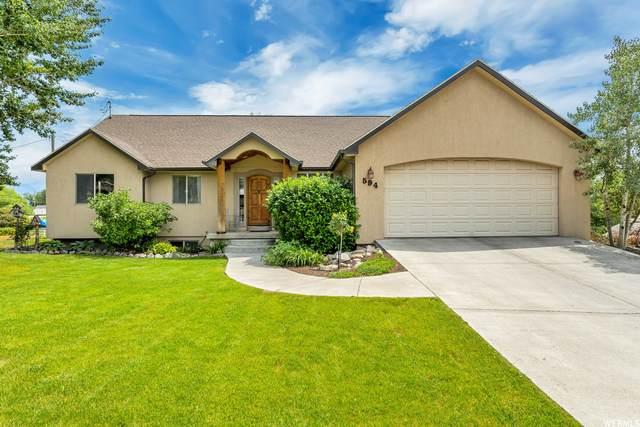 594 E 100 N, Pleasant Grove, UT 84062 (#1749652) :: Doxey Real Estate Group