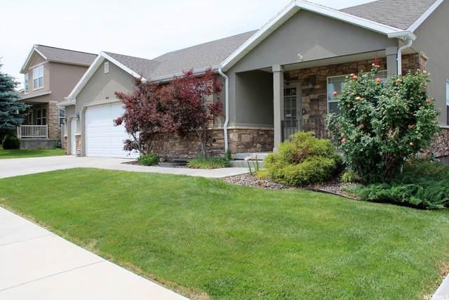 4974 W Morning Cloak Way, Riverton, UT 84096 (#1749660) :: C4 Real Estate Team