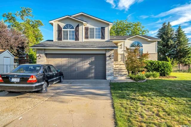 1410 E 1450 N, Layton, UT 84040 (#1749661) :: Doxey Real Estate Group