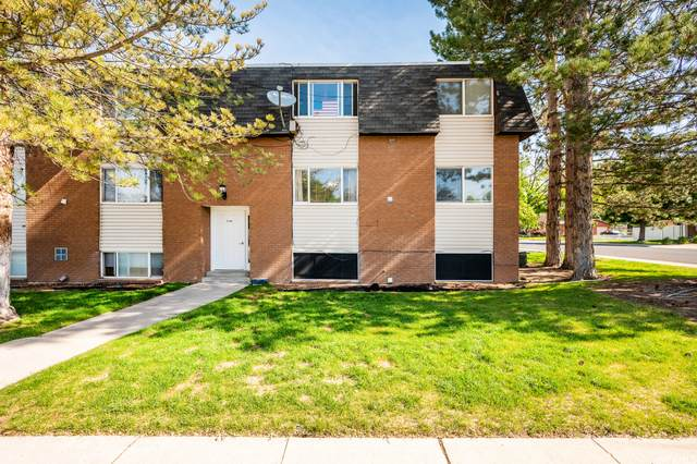 265 E 8880 S #16, Sandy, UT 84070 (#1749676) :: Bustos Real Estate   Keller Williams Utah Realtors